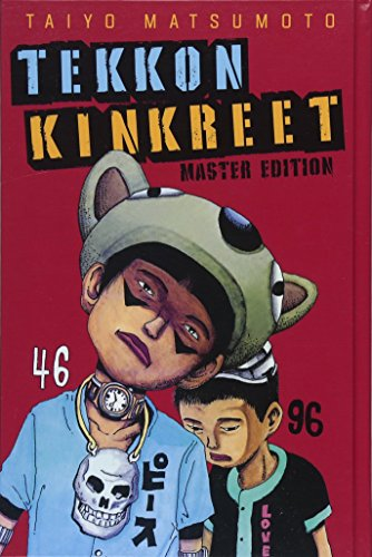 Tekkon Kinkreet Master Edition von Cross Cult