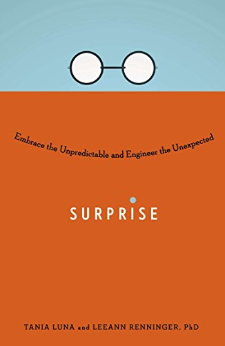 Surprise: Embrace the Unpredictable and Engineer the Unexpected von Tarcherperigee