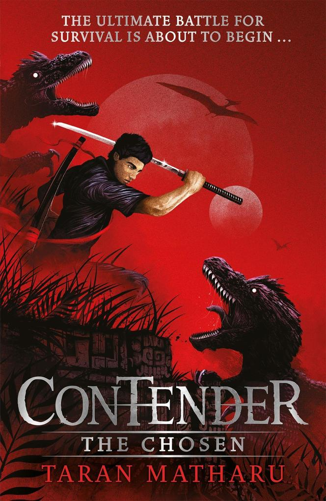 Contender 01: The Chosen von Hachette Children's  Book