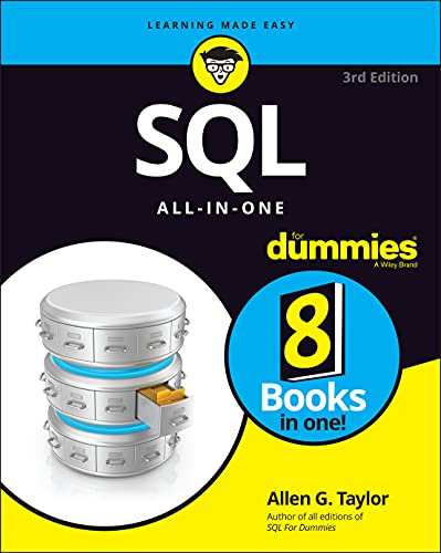 SQL All-In-One For Dummies, 3rd Edition (For Dummies (Computer/Tech))