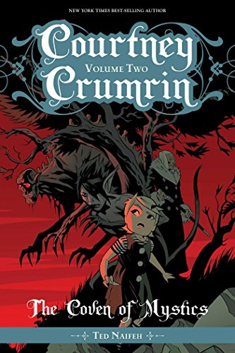 Courtney Crumrin, Vol 2: The Coven of Mystics, Softcover Edition von Oni Press