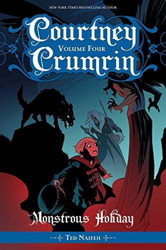 Courtney Crumrin Vol 4: Monstrous Holiday von Oni Press