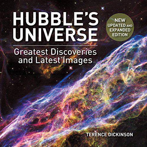 Hubble's Universe: Greatest Discoveries and Latest Images von Firefly Books Ltd