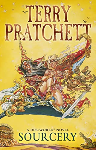 Sourcery. A Discworld Novel. von Transworld Publ. Ltd UK