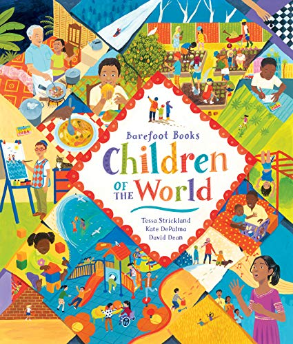 Barefoot Books: Children of the World von BAREFOOT BOOKS