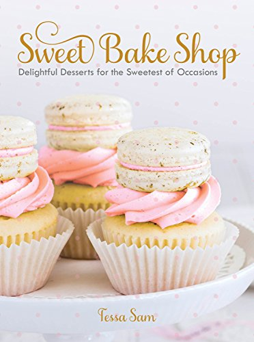 Sweet Bake Shop: Delightful Desserts for the Sweetest of Occasions