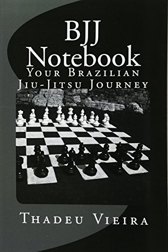 BJJ Notebook von CreateSpace Independent Publishing Platform