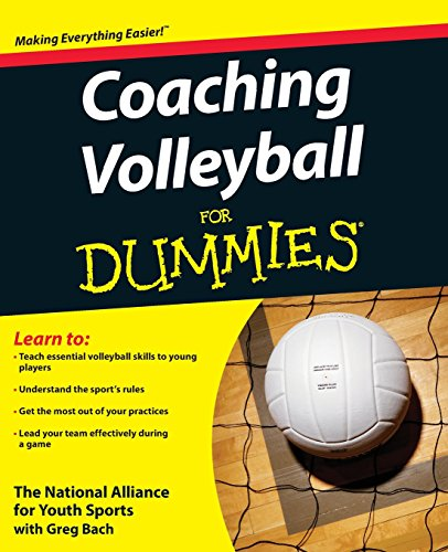 Coaching Volleyball For Dummies (For Dummies Series) von For Dummies
