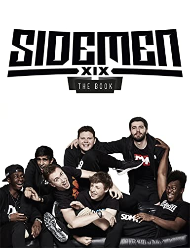 Sidemen: The Book: The book you've been waiting for von Coronet