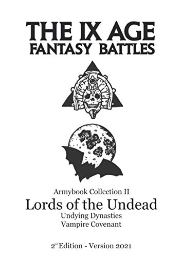 The 9th Age - Fantasy Battles Armybook Collection II: Lords of the Undead von Independently published