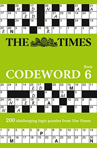 The Times Codeword 6: 200 Cracking Logic Puzzles (Times Mind Games) von HarperCollins UK