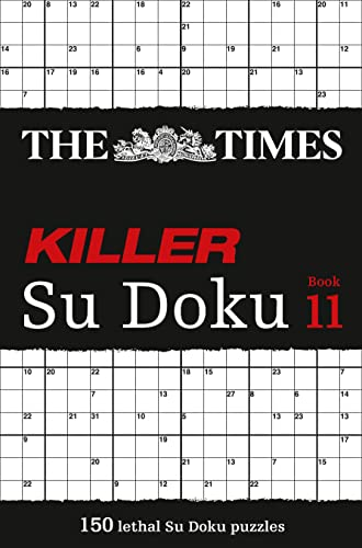 The Times Killer Su Doku Book 11 von HarperCollins UK