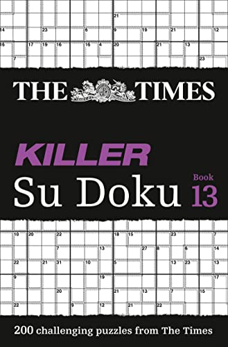 Times Killer Su Doku Book 13