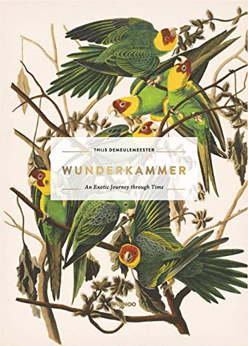 Wunderkammer: An Exotic Journey Through Time von Lannoo