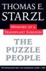 PUZZLE PEOPLE: Memoirs of a Transplant Surgeon von University of Pittsburgh Press