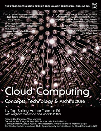 Cloud Computing: Concepts, Technology & Architecture (The Prentice Hall Service Technology Series from Thomas Erl) von Pearson Education (US)