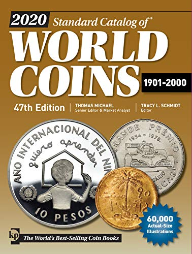 2020 Standard Catalog of World Coins 1901-2000 von Krause Publications