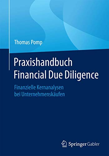 Praxishandbuch Financial Due Diligence