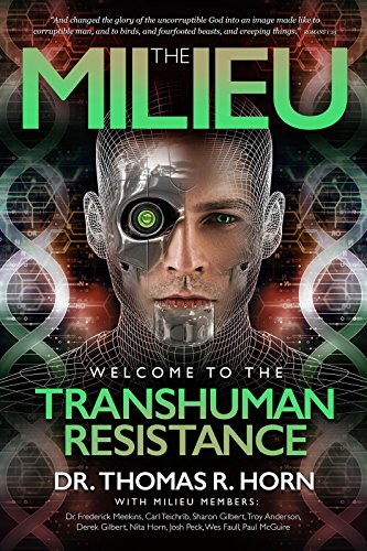 The Milieu: Welcome to the Transhuman Resistance von DEFENDER PUB