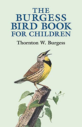 The Burgess Bird Book for Children (Dover Science Books)
