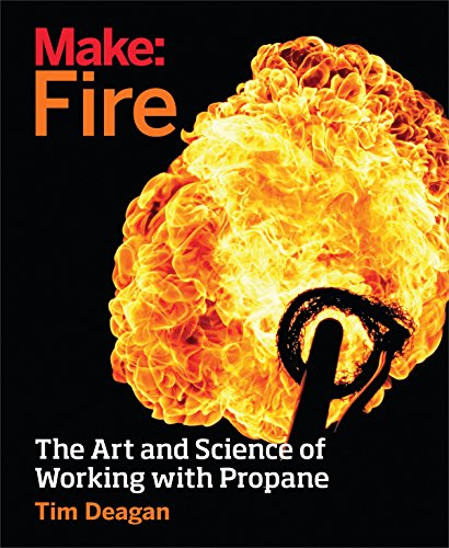 Make - Fire von O'REILLY