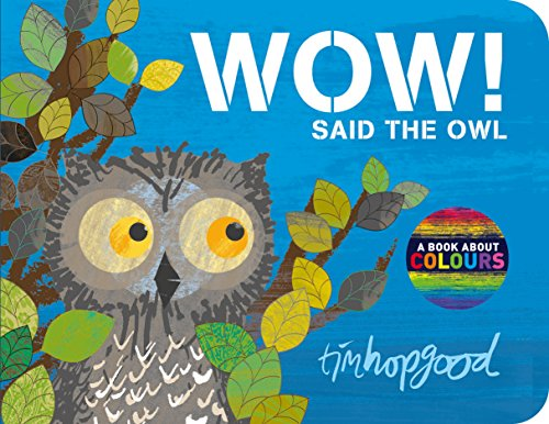 WOW! Said the Owl von Macmillan Children's Books
