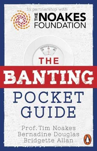 The banting pocket guide von Penguin Books (SA) (Pty) Ltd