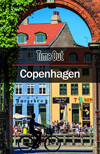 Time Out Copenhagen City Guide: Travel Guide with Pull-out Map (Time Out Guides) von Crimson Publishing