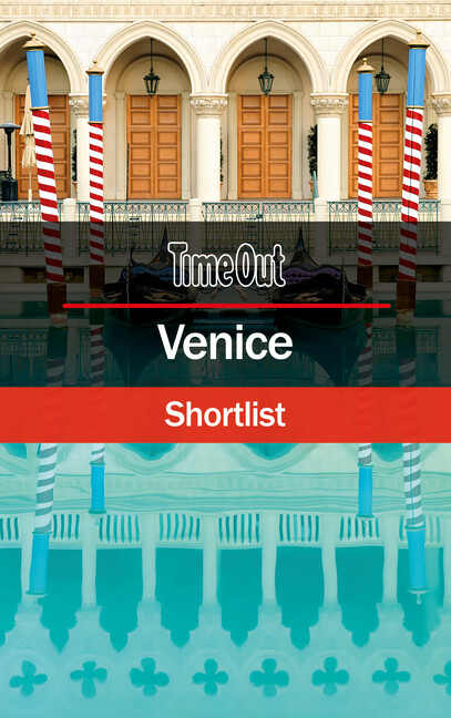 Time Out Venice Shortlist von Heartwood Publishing