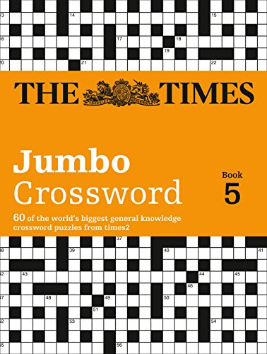 Times 2 Jumbo Crossword Book 5 von HarperCollins Uk