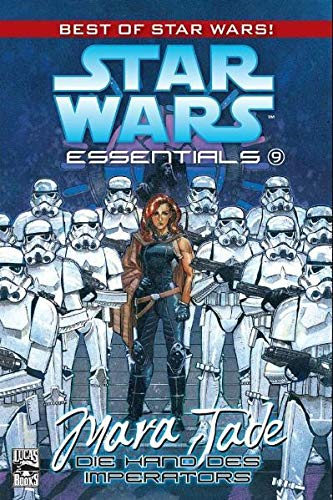 Star Wars Essentials, Bd. 9: Mara Jade - Die Hand des Imperators von Panini