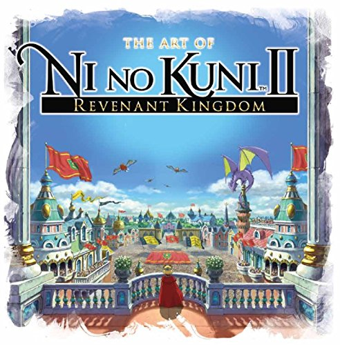 The Art of Ni no Kuni II: REVENANT KINGDOM von Titan Books