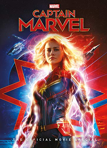 Captain Marvel the Official Movie Special von TITAN BOOKS