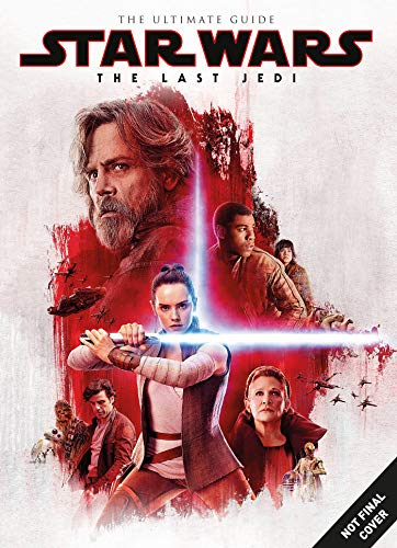 Star Wars: The Last Jedi The Ultimate Guide von Titan Comics