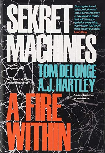 Sekret Machines Book 2: A Fire Within von To the Stars