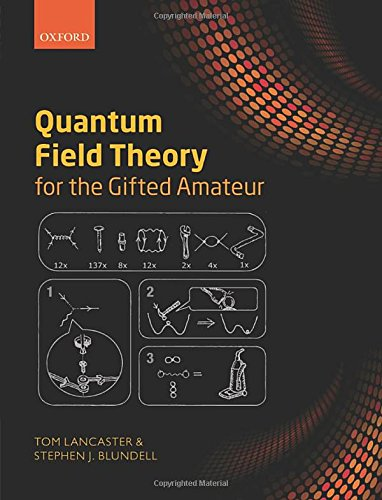 Quantum Field Theory for the Gifted Amateur von OUP Oxford