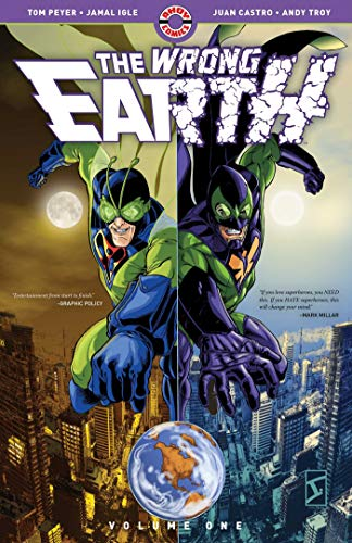 The Wrong Earth, Vol. 1 von Ahoy Comics