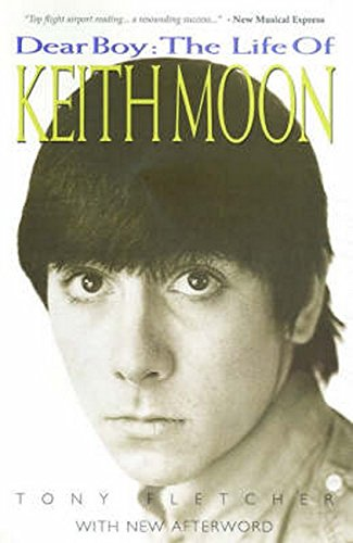 Keith Moon: Dear Boy Updated Edition: Buch: The Life of Keith Moon