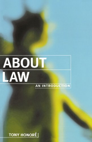 About Law: An Introduction (Clarendon Law Series) von Oxford University Press, U.S.A.