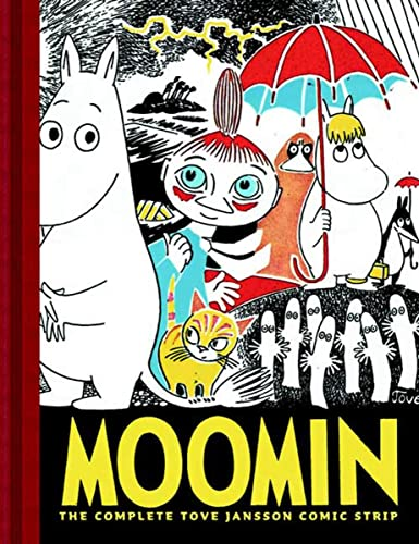 Moomin Book One: The Complete Tove Jansson Comic Strip von Drawn and Quarterly