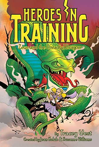 Zeus and the Dreadful Dragon (Volume 15) (Heroes in Training, Band 15) von Aladdin