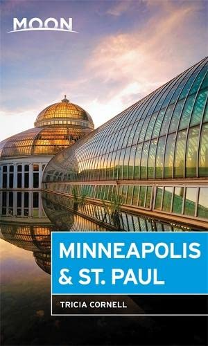 Moon Minneapolis & St. Paul (Moon Handbooks)