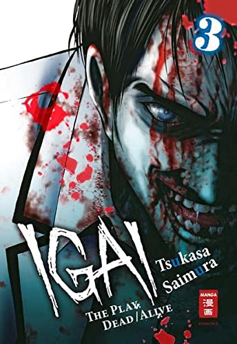 Igai - The Play Dead/Alive 03 von Egmont Manga