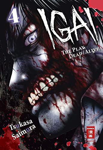 Igai - The Play Dead/Alive 04 von Egmont Manga