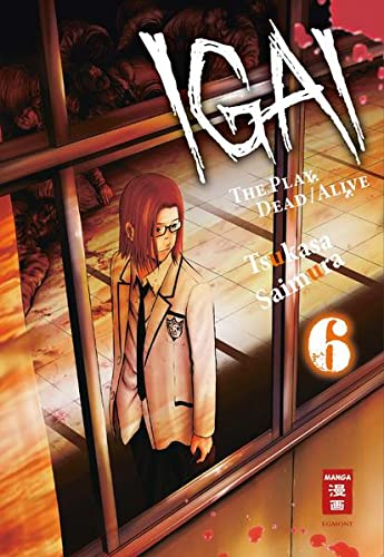 Igai - The Play Dead/Alive 06 von Egmont Manga
