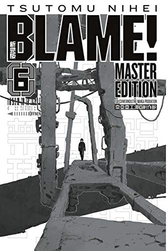 Blame! Master Edition 6 von Cross Cult