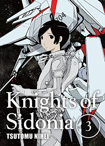 Knights of Sidonia, volume 3 von Vertical