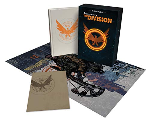 The World of Tom Clancy's The Division Limited Edition von Dark Horse Books