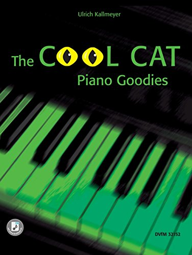 The Cool Cat: Piano Goodies (DV 32152)