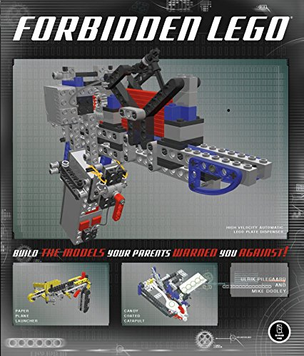 Forbidden LEGO: Build the Models Your Parents Warned You Against! von No Starch Press